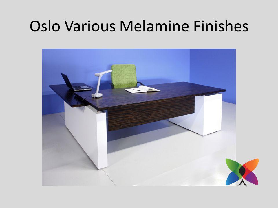 Oslo Various Melamine Finishes