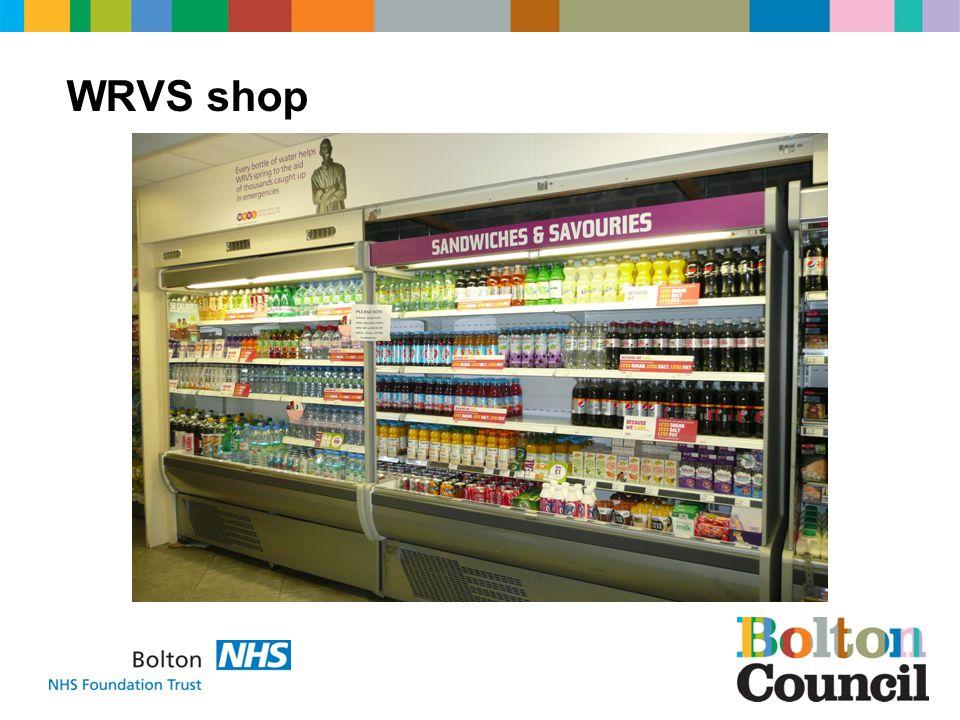 WRVS shop