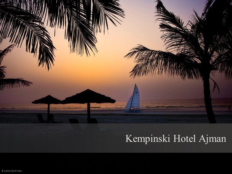 Kempinski Hotel Ajman © 2009 KEMPINSKI