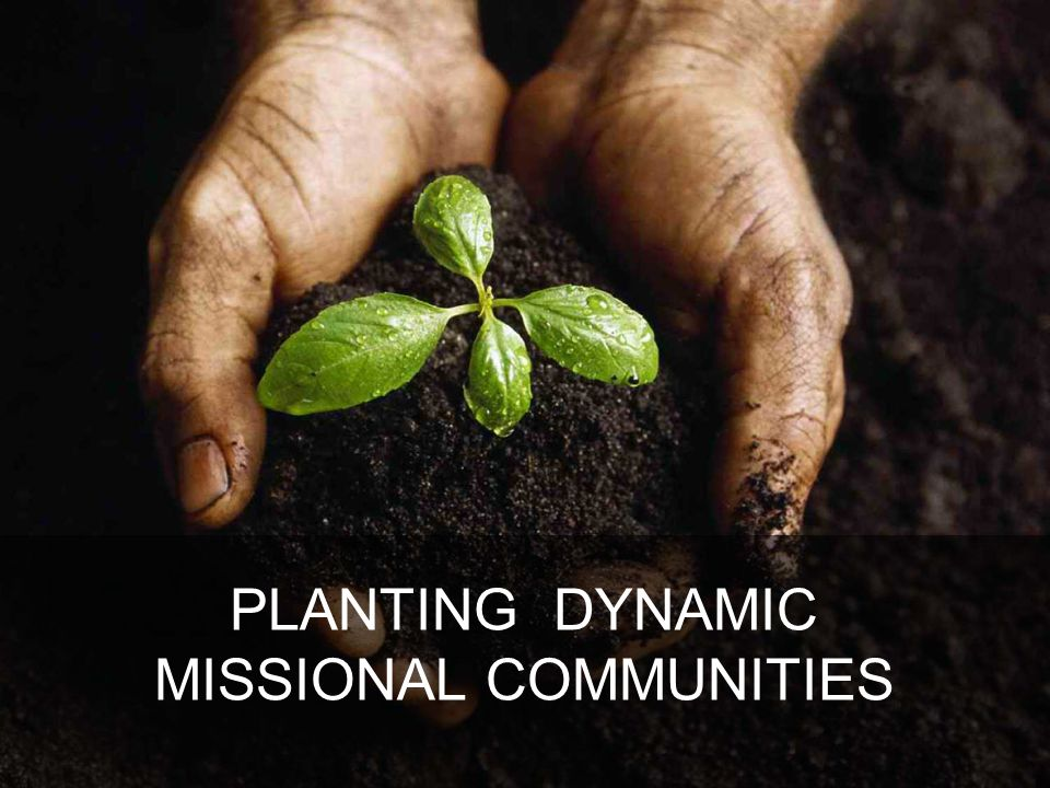 PLANTING DYNAMIC MISSIONAL COMMUNITIES