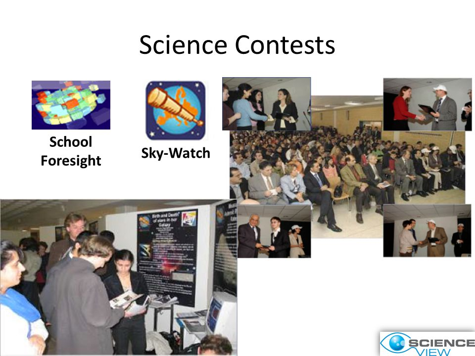 Science Contests Sky-Watch School Foresight