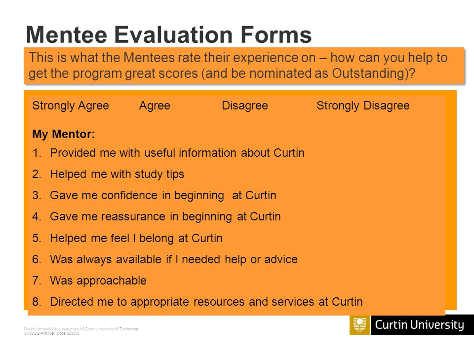 Curtin University is a trademark of Curtin University of Technology CRICOS Provider Code 00301J Administration: 4.