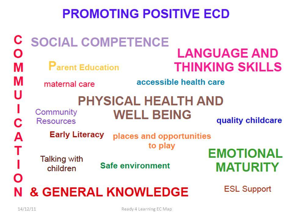 14/12/11Ready 4 Learning EC Map