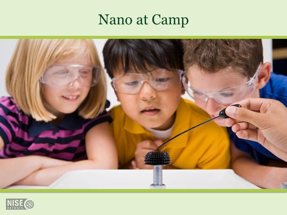 Nano at Camp