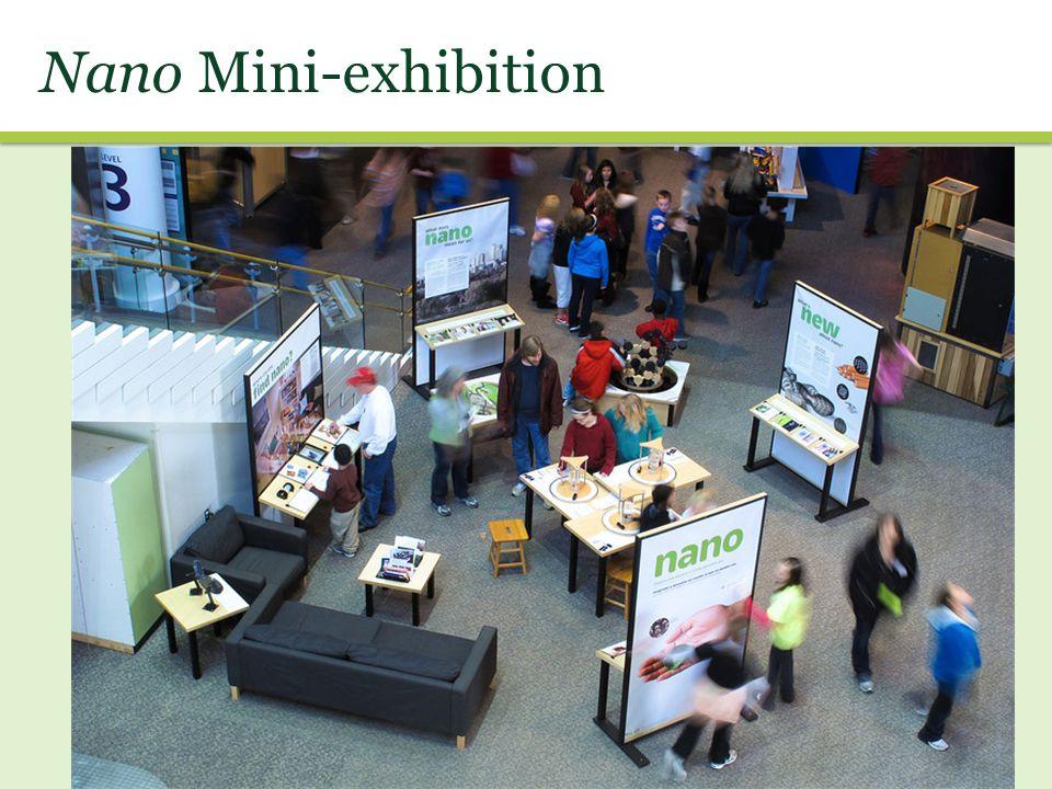 Nano Mini-exhibition