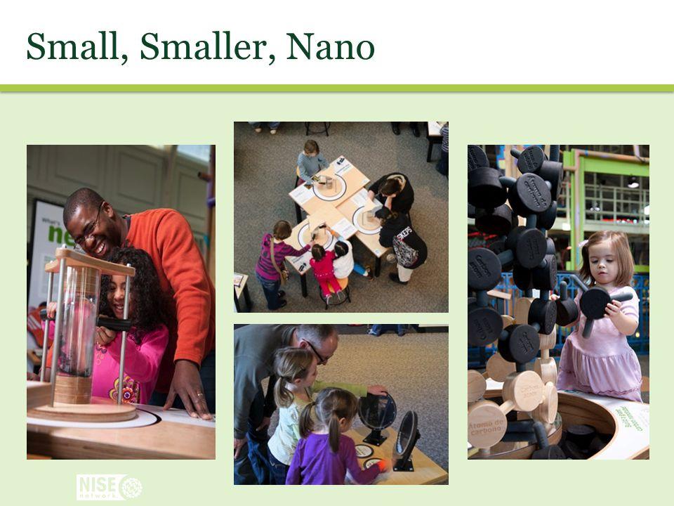 Small, Smaller, Nano