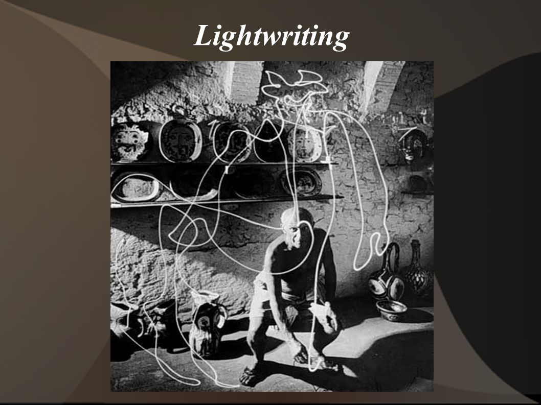 Lightwriting
