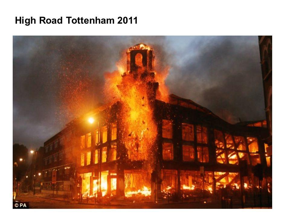High Road Tottenham 2011