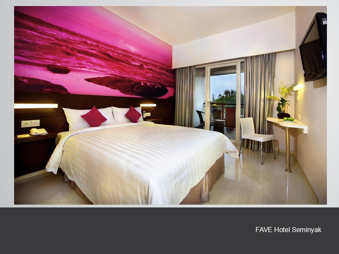 The Lobby FAVE Hotel Wahid Hasyim