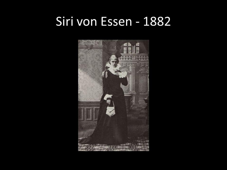Siri von Essen - 1882