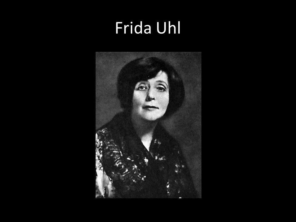 Frida Uhl