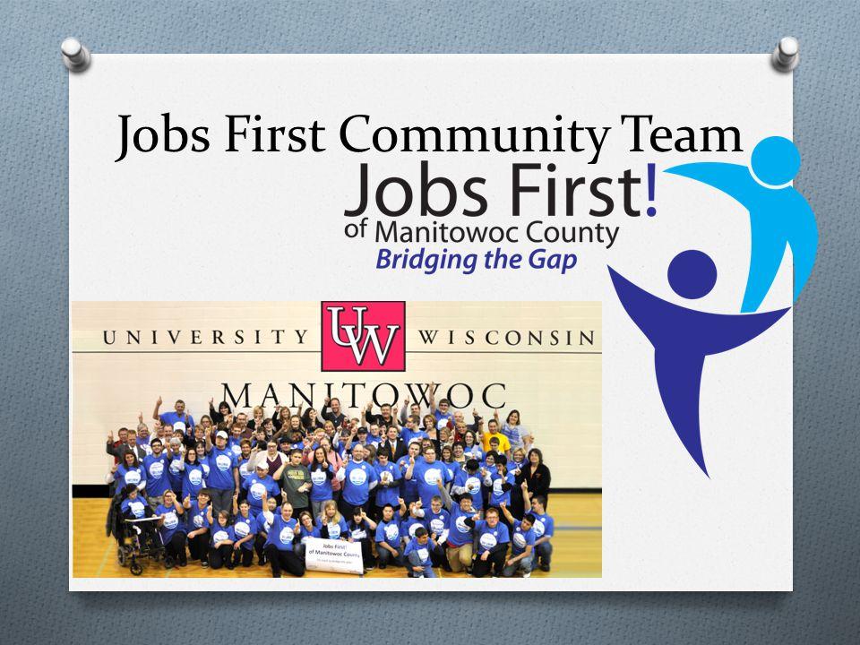 Jobs First Community Team
