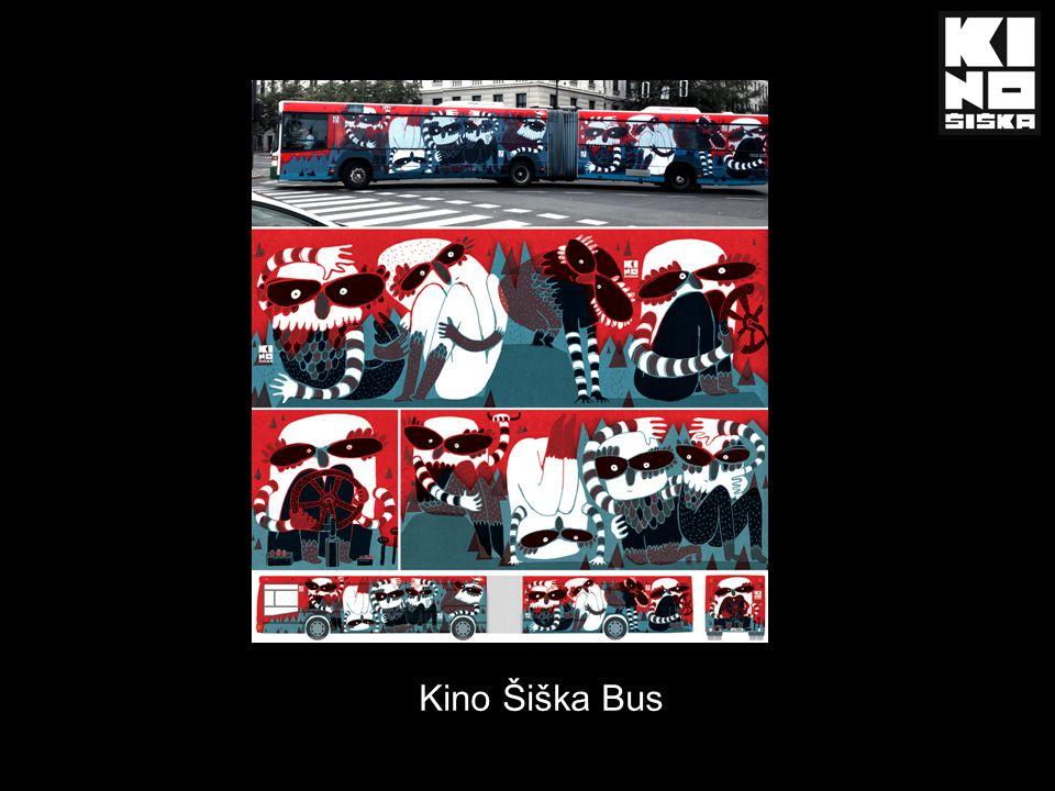 Kino Šiška Bus