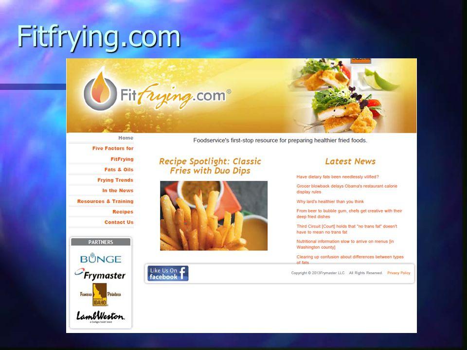 Fitfrying.com