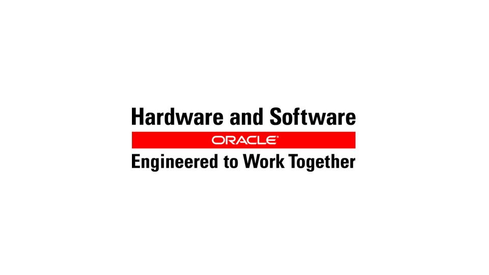 Copyright © 2013, Oracle and/or its affiliates. All rights reserved. 33
