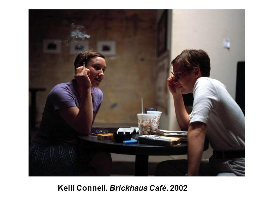 Kelli Connell. Brickhaus Café. 2002