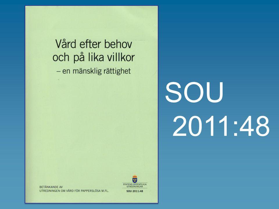 SOU 2011:48