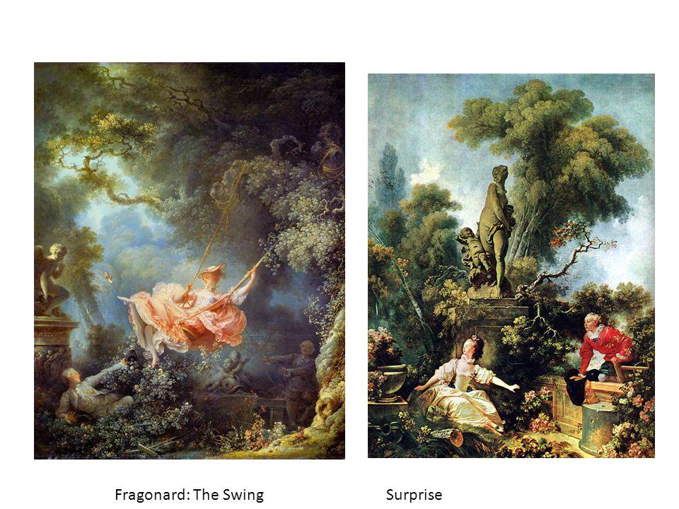 Fragonard: The SwingSurprise