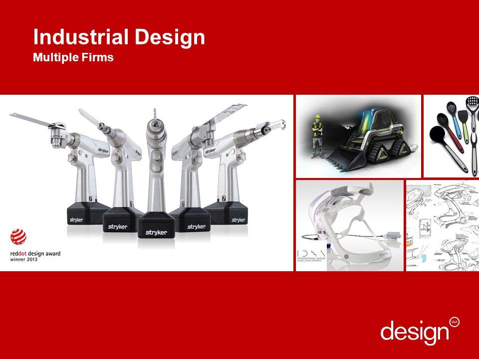 Stryker System 7 Industrial Design Multiple Firms