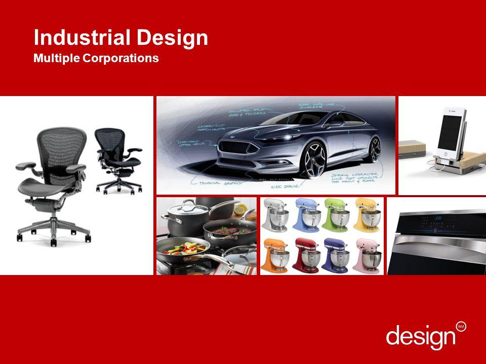 Industrial Design Multiple Corporations
