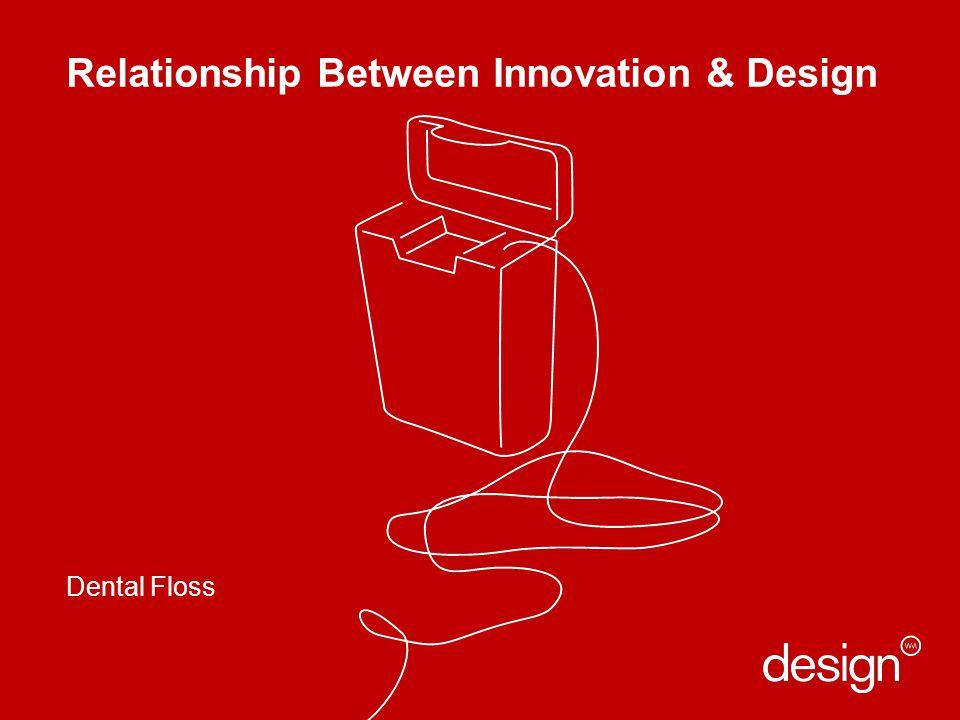 Relationship Between Innovation & Design Dental Floss