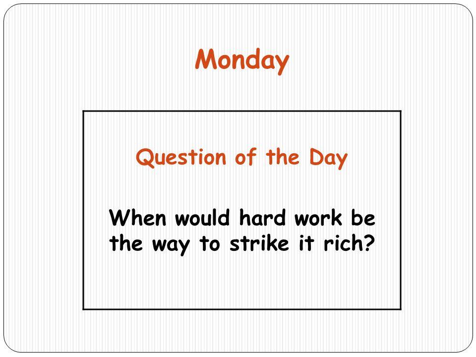 Spelling: Thursday