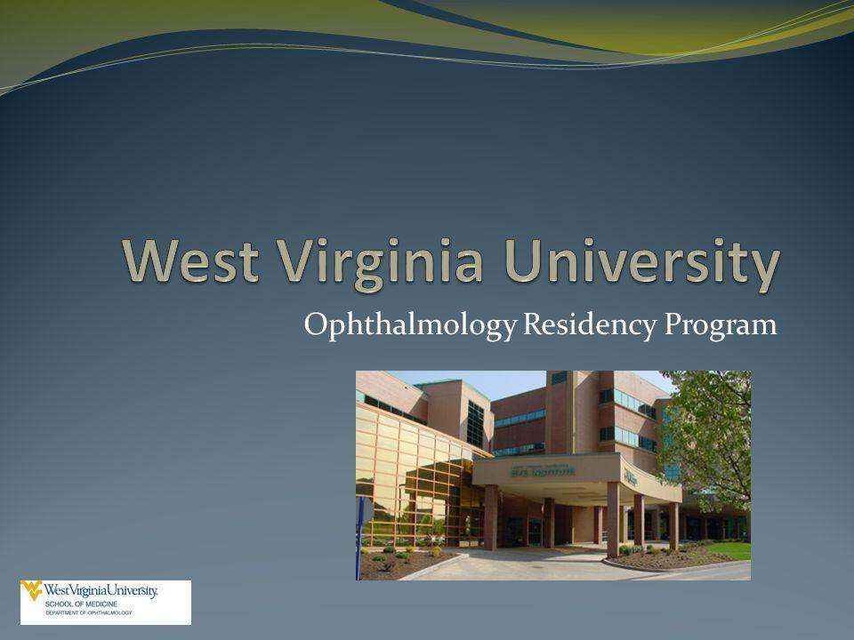 Ophthalmology Residency Program