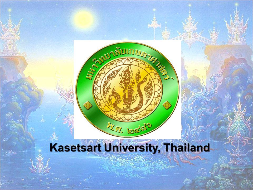 Kasetsart University, Thailand