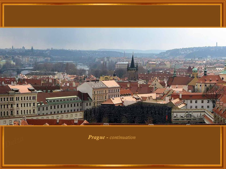 Czechoslovakia – Prague Café Imperial