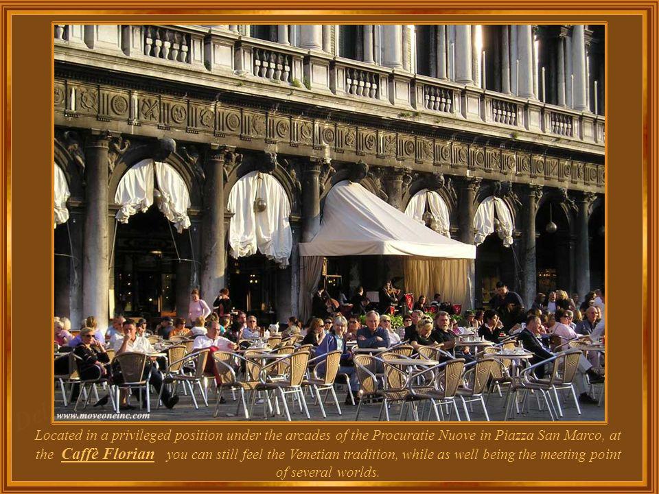 Italy – Venice Café Florian