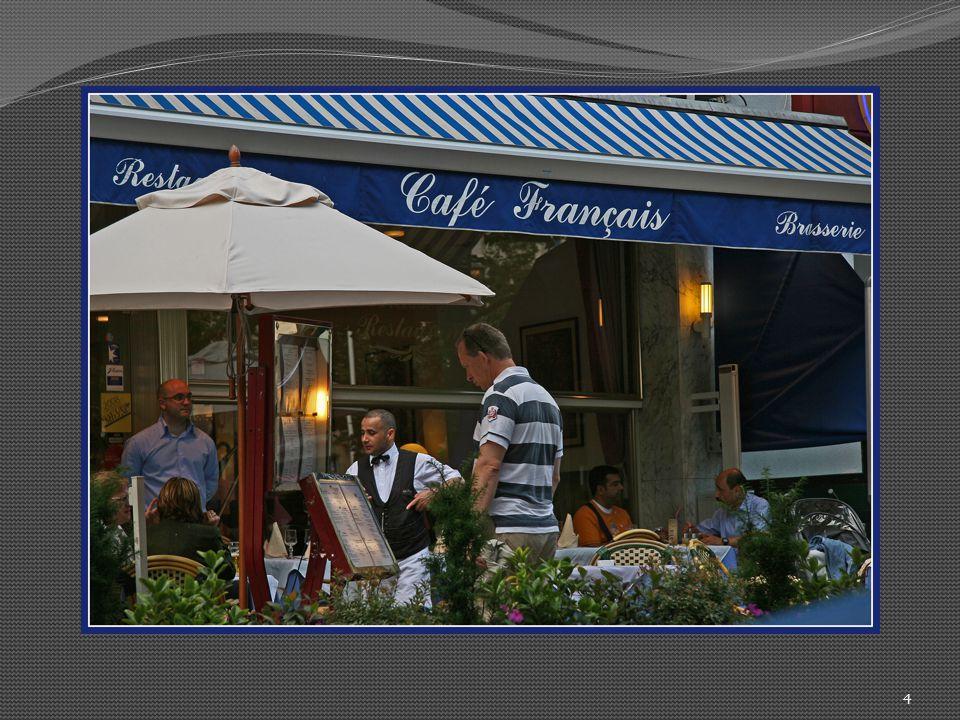 24 I wish you were at the Blue Café.