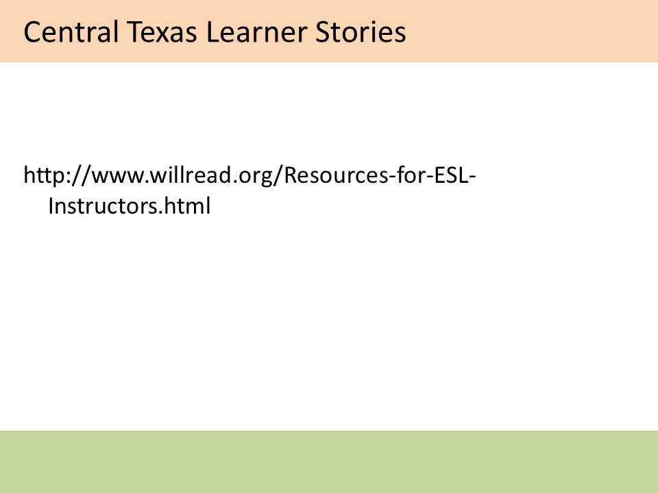 Central Texas Learner Stories   Instructors.html
