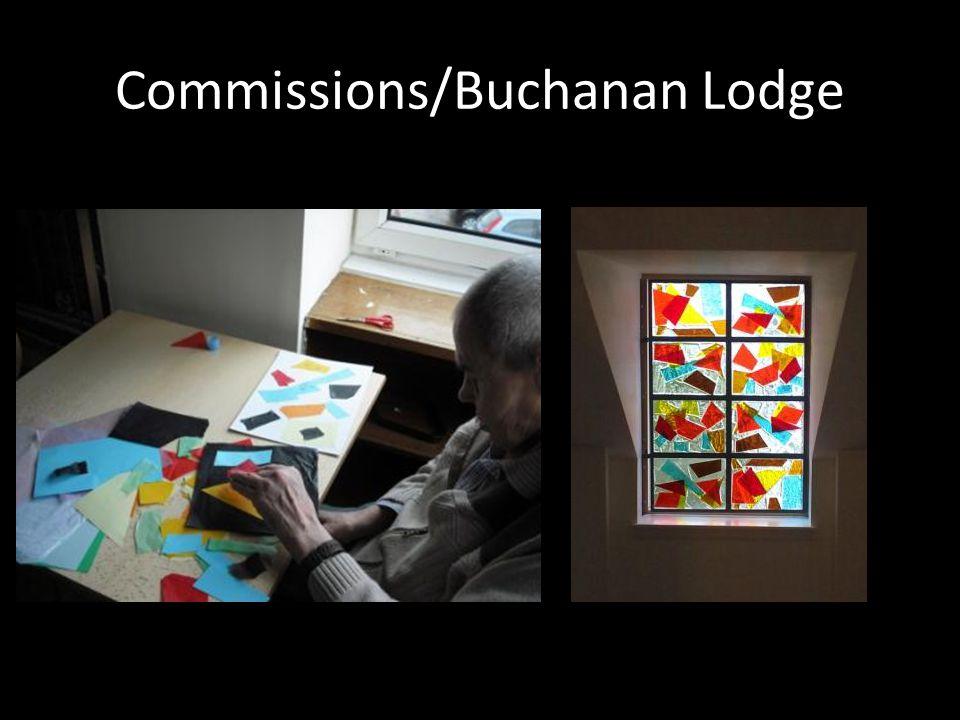 Commissions/Buchanan Lodge