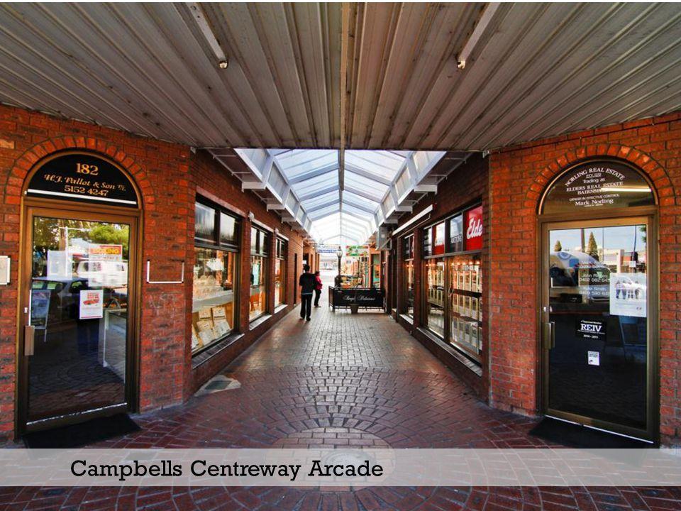 Campbells Centreway Arcade