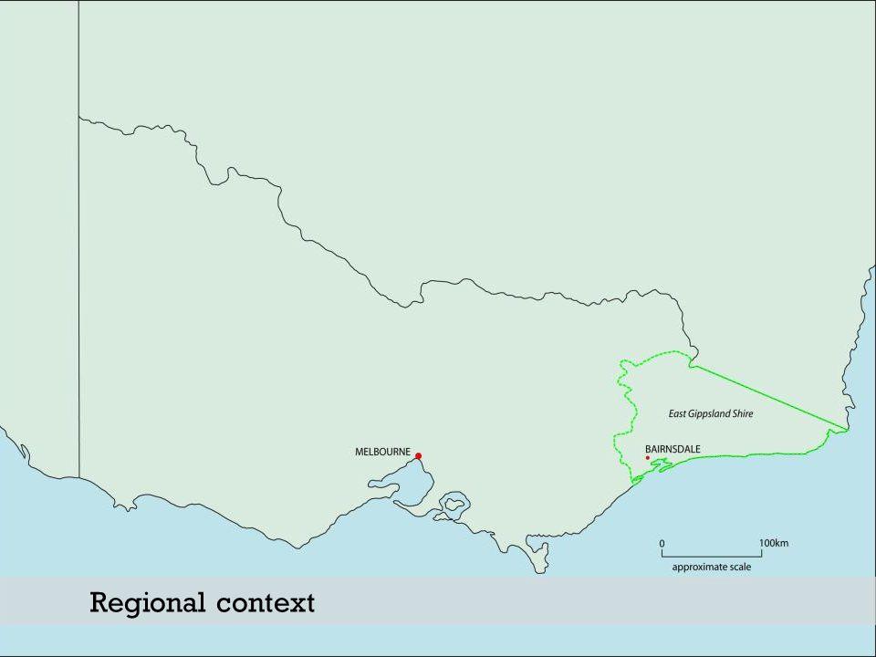 Regional context