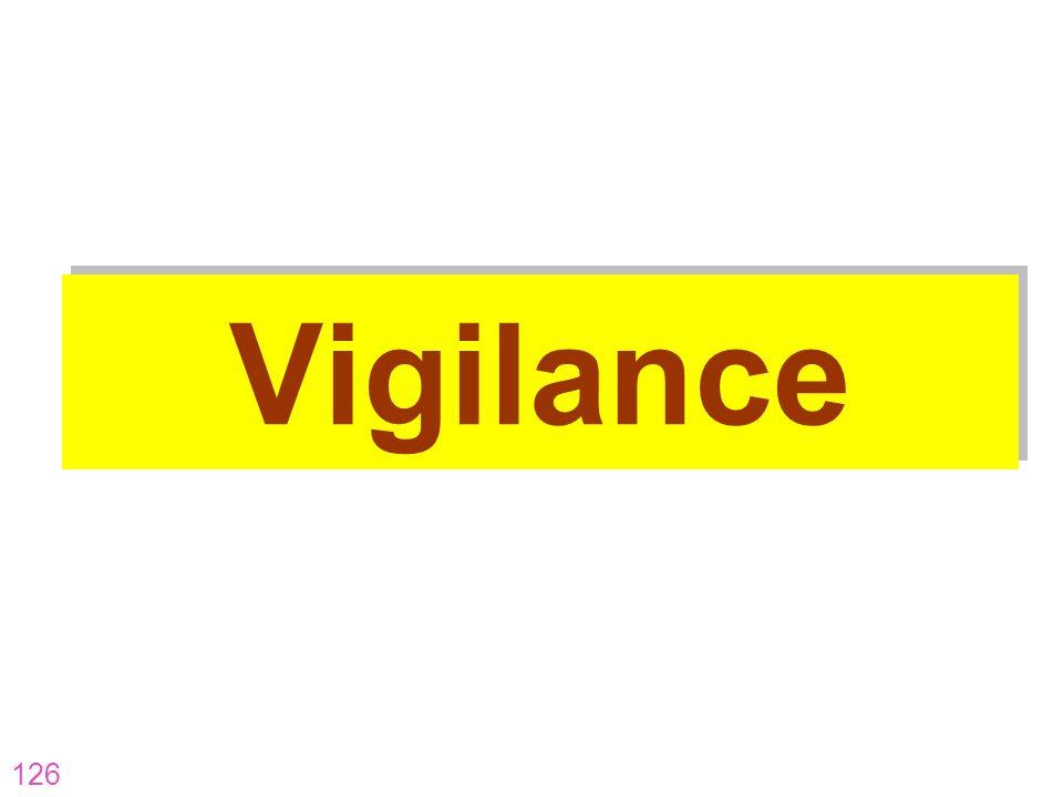 126 Vigilance