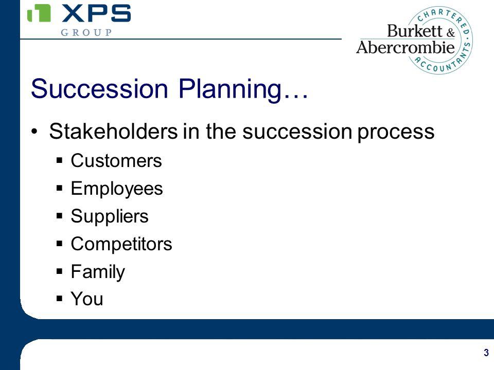 4 Establish a team of advisors… Banker Financial Advisor Lawyer Accountant Business Valuator