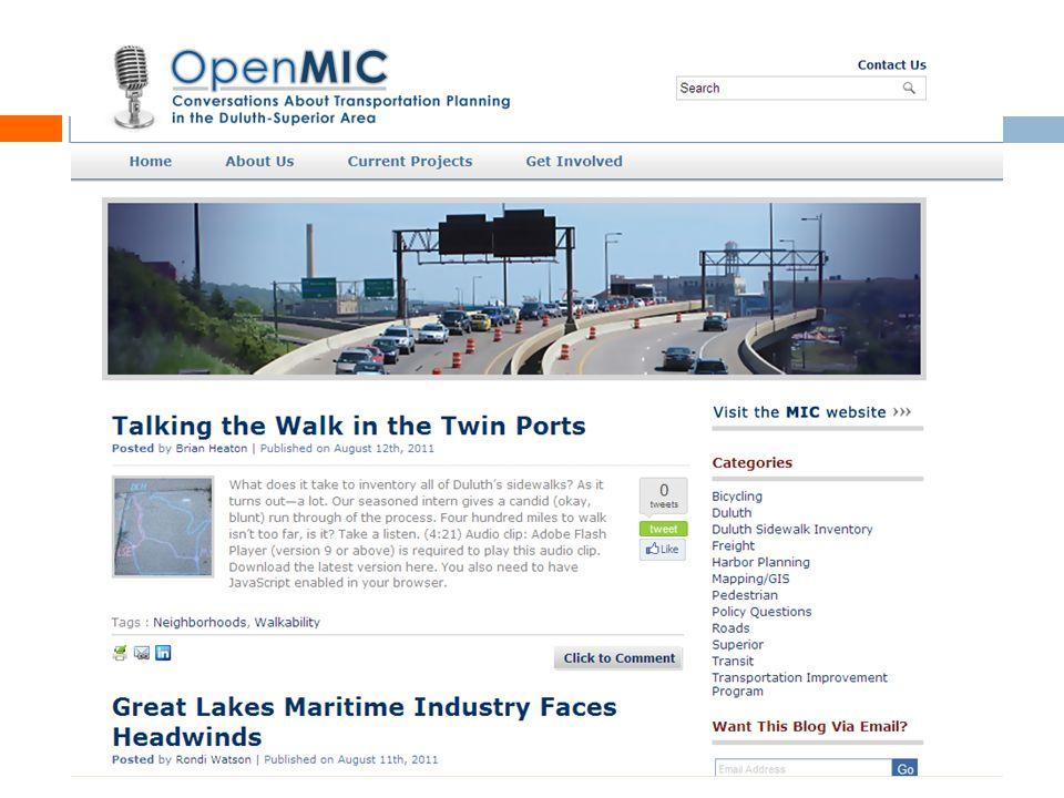 OpenMIC Blog