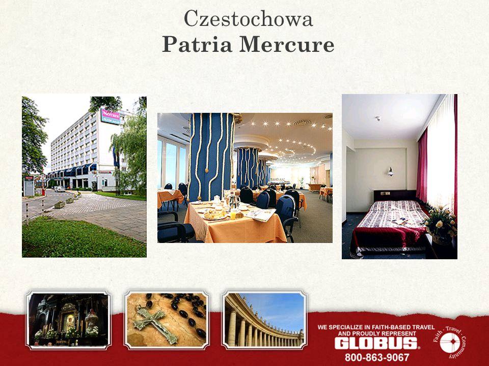 Czestochowa Patria Mercure