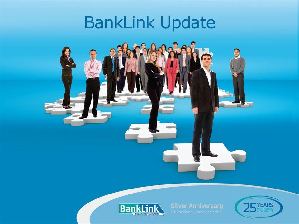 BankLink Update
