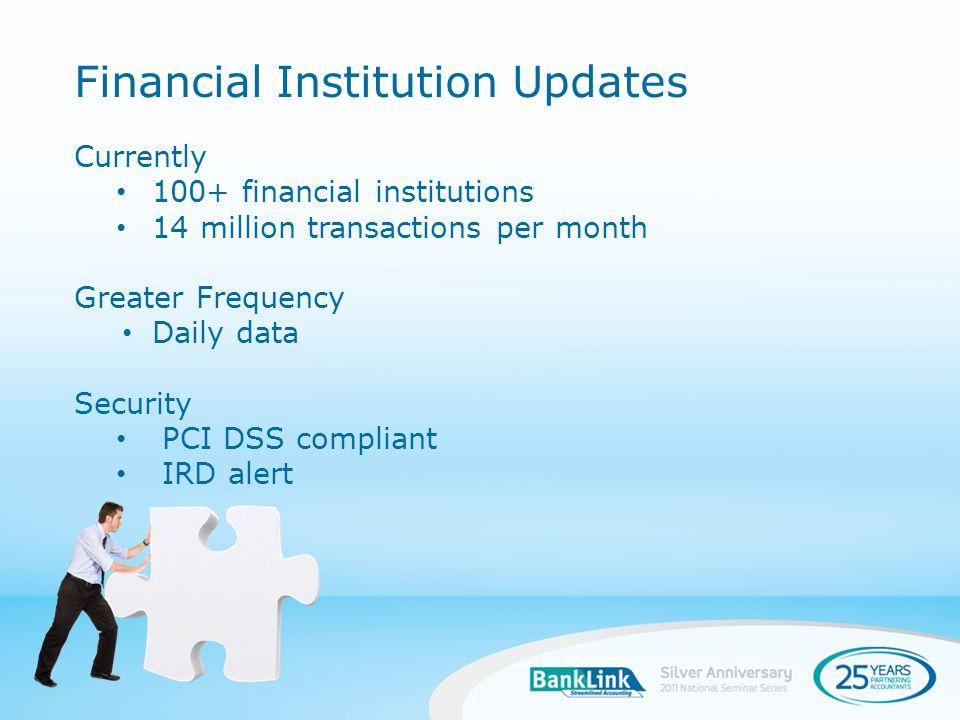 Introducing BankLink Notes Online