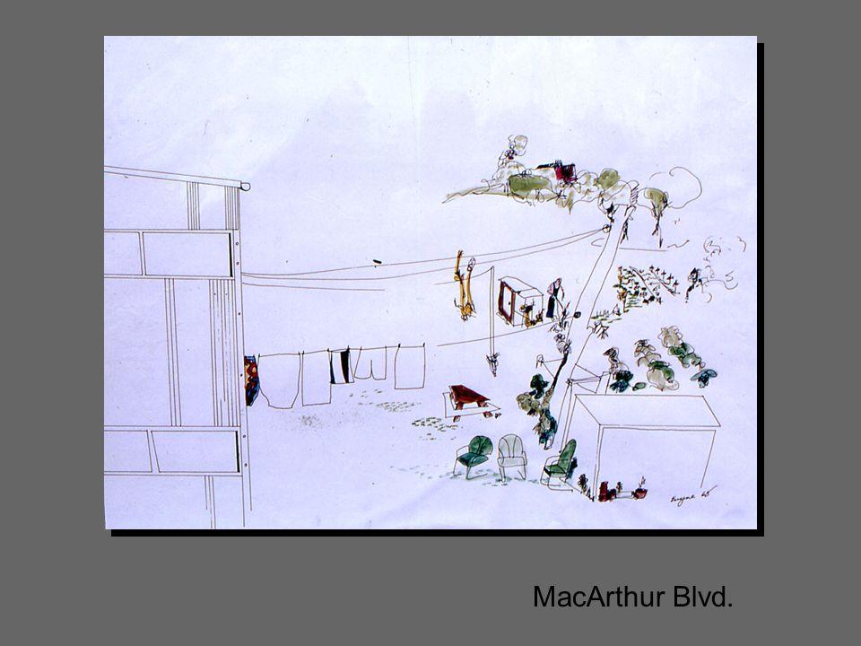 MacArthur Blvd.