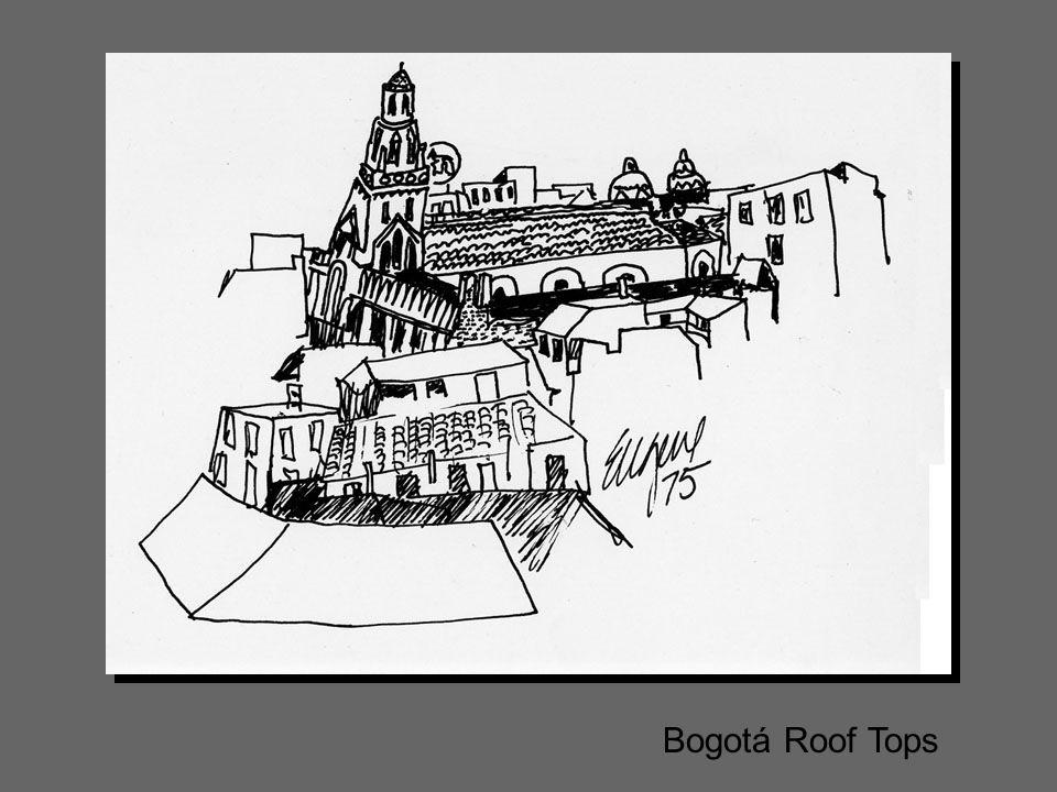 Bogotá Roof Tops
