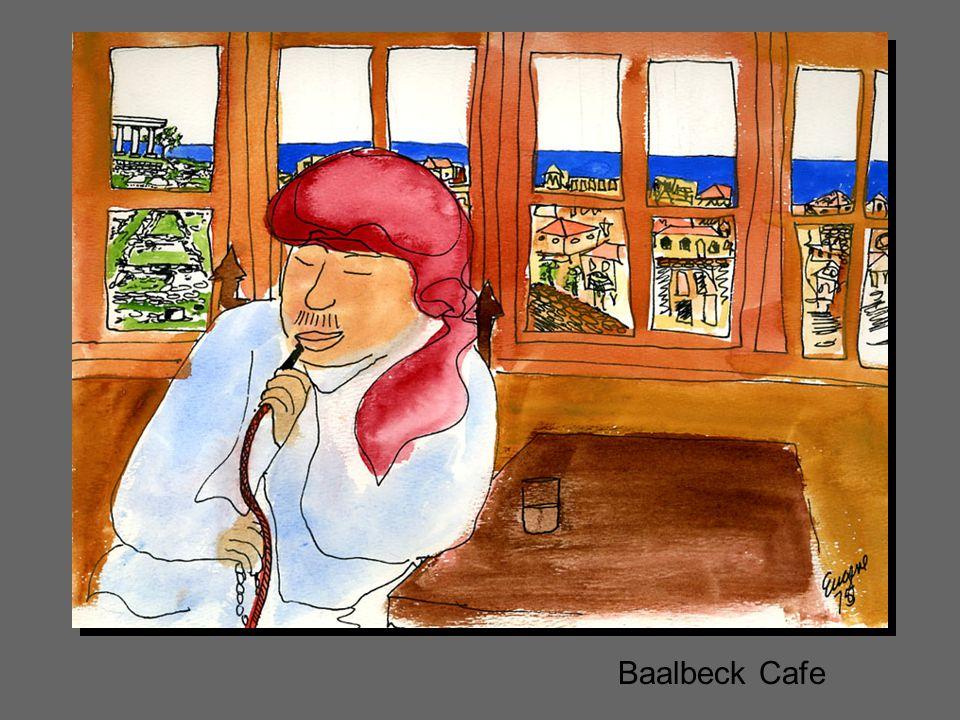 Baalbeck Cafe