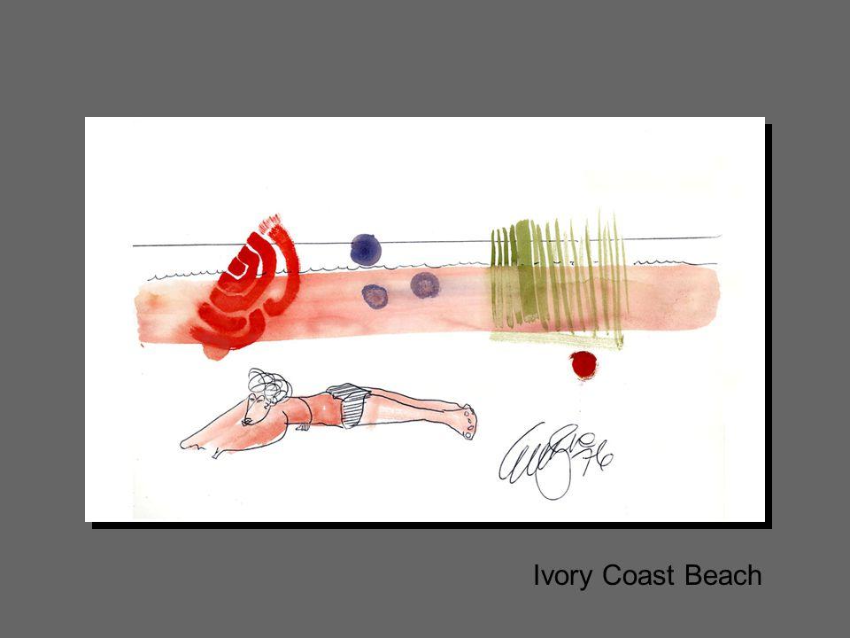 Ivory Coast Beach