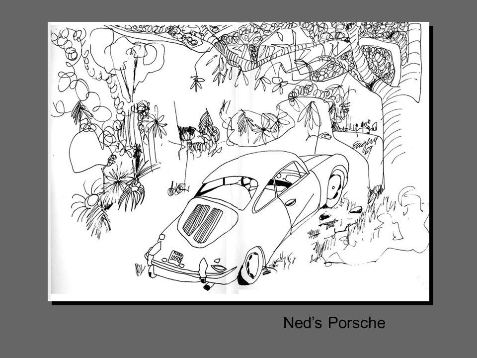 Neds Porsche