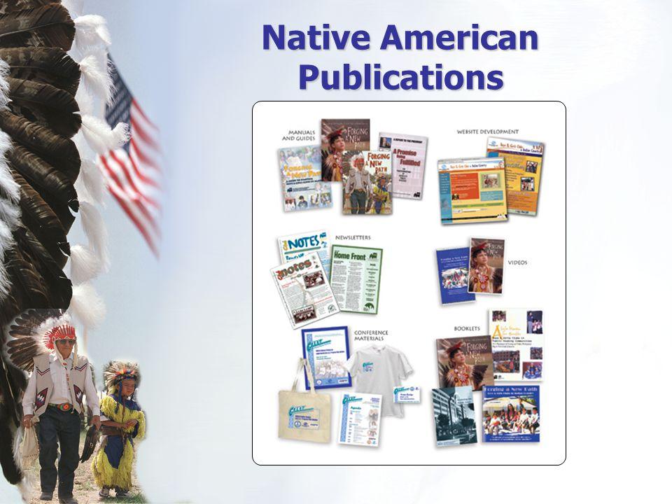Native American Publications