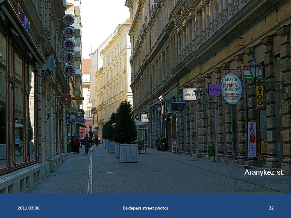 2011.03.06.Budapest street photos31 Váci st.