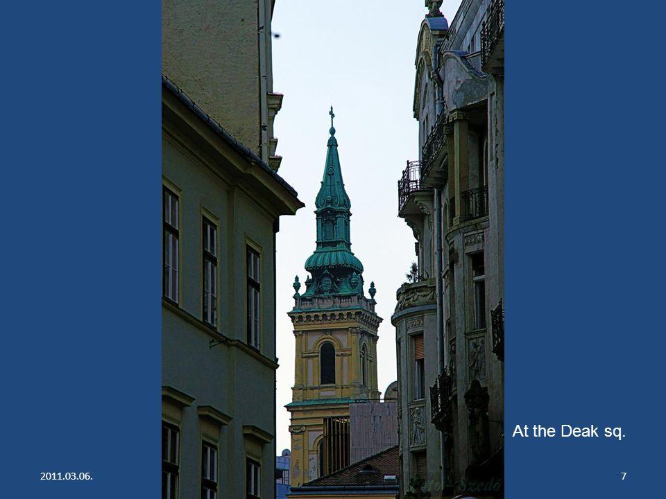 2011.03.06.Budapest street photos6 Deak st.