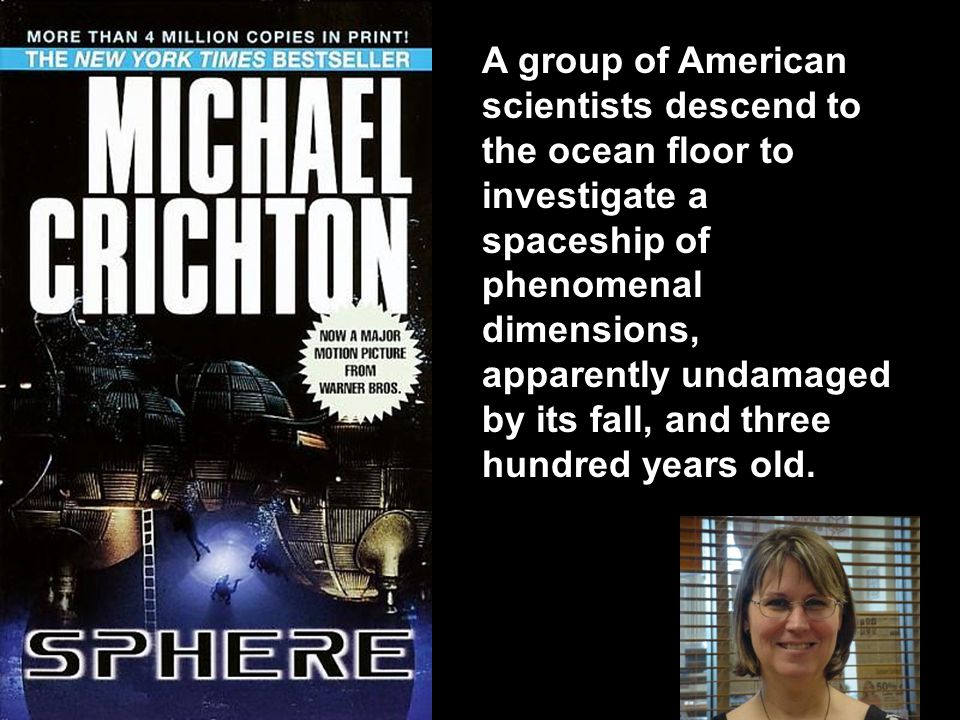 A group of American scientists descend to the ocean floor to investigate a spaceship of phenomenal dimensions, apparently undamaged by its fall, and t